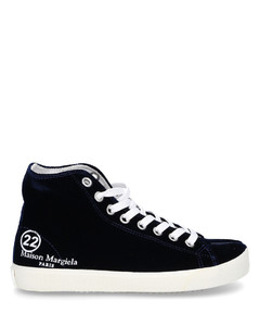 High-Top Sneakers TABI nylon Logo black
