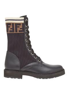 Rockoko军风短靴