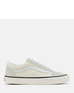 Anaheim Old Skool 36 DX Trainers - Classic White
