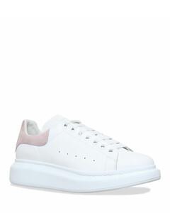 Leather Runway Sneakers