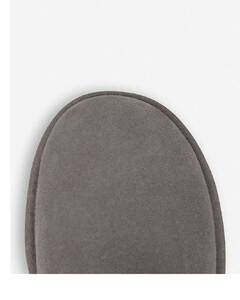 Classic Mini sheepskin boots
