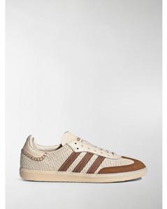 x Wales Bonner Samba low-top sneakers