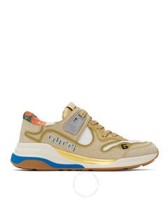 Ultrapace Glitter-Effect Sneakers