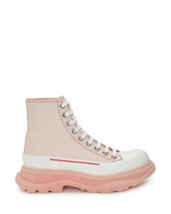 Woman Dustin Cotton-canvas Sneakers