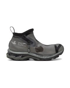 黑色Asics联名GEL-KAYANO 27 LTX高帮运动鞋