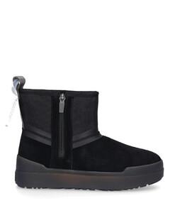 Ankle Boots Black CLASSIC TECH