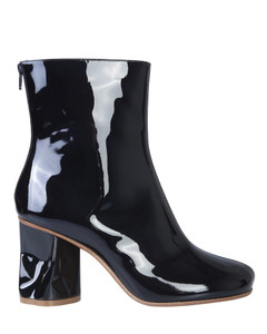 ANKLE BOOTS WITH CRUSHED HEEL