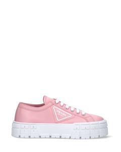 Wheel Nylon Sneakers