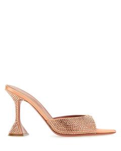 Eugene ruffle ankle boots
