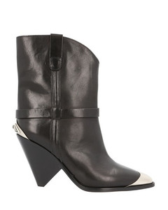 Lamsy heeled ankle boots