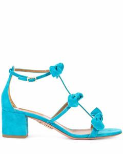 蝴蝶結細節涼鞋