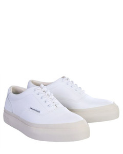 Trainers in White