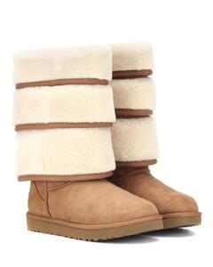 x UGG Triple Cuff boots