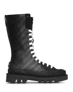 Clapham combat boots