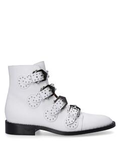 Ankle Boots White HAVANNA