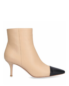 Ankle Boots Beige LUCY BOOTIE