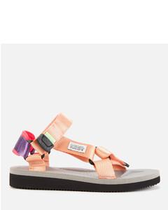 Women's Depa Cab Nylon Sandals - Pink/Grey