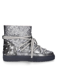 Snowboots Leather Studs