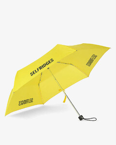 Selfridges super slim umbrella