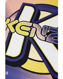 Pineapple-jacquard sun hat