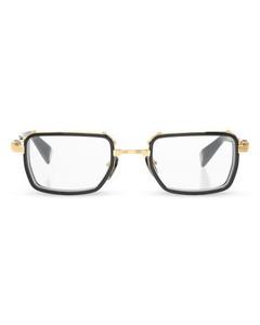 Betty square-frame acetate sunglasses