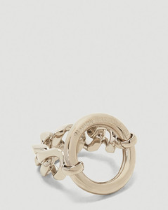 Chain Ring in Silver