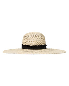 Blanche草编帽