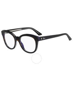 Christian Dior Brown Ladies Sunglasses MONTAIGNE4-G8A-68