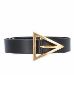 Triangular Buckle Belt