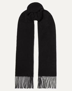 流苏羊毛围巾