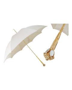 Women Luxury Ivory Parasol Umbrella