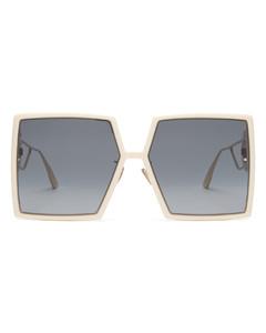 30Montaigne oversized square acetate sunglasses