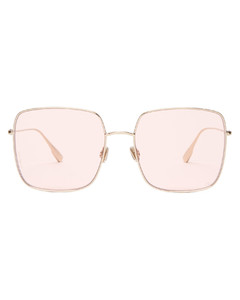 Stellaire1 square metal sunglasses