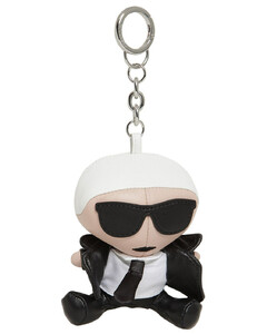 Iconic Leather Doll Key Chain