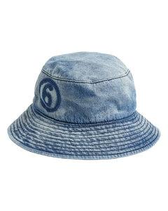 Cotton Denim Bucket Hat