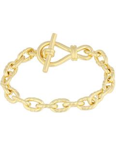 Loop T Bar Bracelet