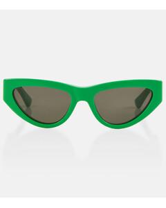 Loop leather belt