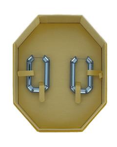 缀饰羊绒手套