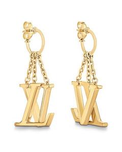 Grip three-window gold PVD watch