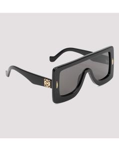 Grip three-window stainless-steel watch