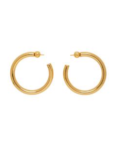 金色中号Everyday耳环