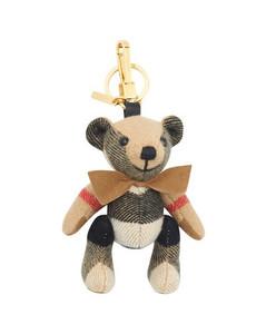 Thomas Bear check key chain