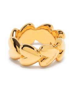 heart-detail ring