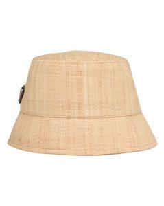 Nylon Bucket Hat W/ Logo Plaque