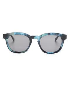 Eyewear VLogo Cat-Eye Frame Glasses