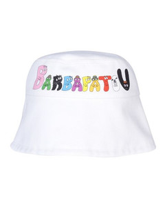 Oversized cashmere-blend scarf