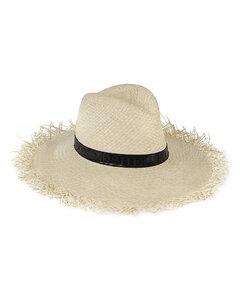 Woven crochet earrings