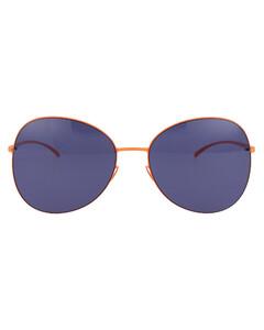 Chunky chain sterling-silver choker