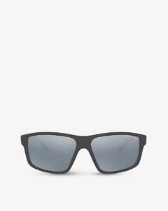 GG Striped LaméScarf