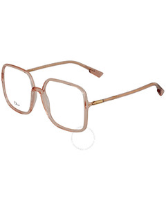Square Ladies Eyeglasses SOSTELLAIREO1 035J 57